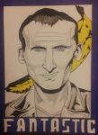 The Fantastic Ninth Doctor by krautbuster