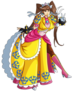 Hexafusion Meme: Princess Chunthena by DrCrafty