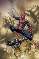 Spiderman 3 Wal-mart Dvd book by Extreme74