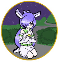 CE: Late night Bunneh by MelodyMuffin