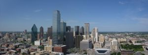 WP - Downtown Dallas Panoramic by ebakertx