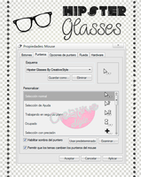 Cursor Hipster Glasses. by CreatiiveStyle