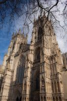 York Minster by Silver-Guild