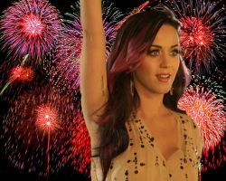 Katy Perry: You're a Firework by PanicAtTheDiscoWhore