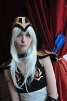 Ashe League of Legends by Kaira27