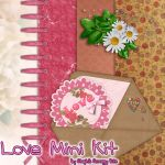 Love Mini Kit by slavetofashion69