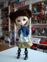 Sabrina the little bear by Miema-Dollhouse