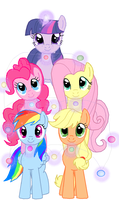Friendship is magic by Fluttershy626