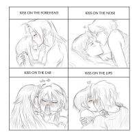 Kiss Meme by KGX347