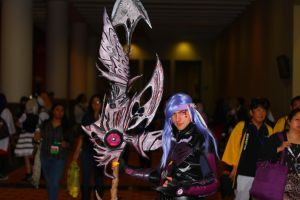 Anime Boston 2013 - Caius Ballad 1 by VideoGameStupid