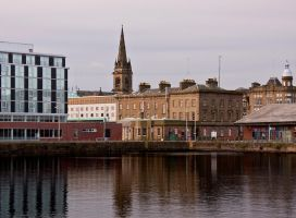 City Quay I by DundeePhotographics