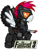For the Enclave! by Daring-Dash-Hoof