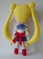 Chibi Sailor Moon Plush 2 by FyreFlyWhispr