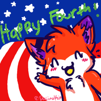 Happy 4th by pukukurin
