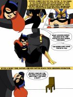 The Captor: Batgirl pg.2 by TheOneAndOnlyCaptor