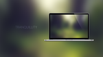 TRANQUILLITY - Coloured Expression Wallpapers by Ecstrap