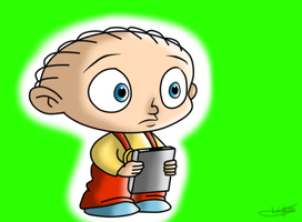 Stewie Griffin {Disney Style} by Love-South-Park