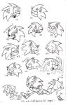 sonic faces 2 by ghostgirlcolombian