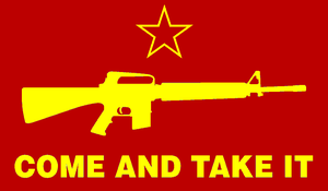 ComeAndTakeIt (Socialist) by DeltaHD