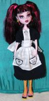 Monster High dress commission by Cyndrome