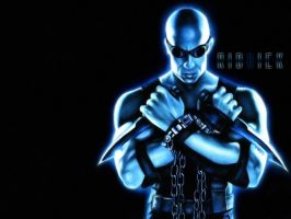 Riddick Wallpaper by demonika
