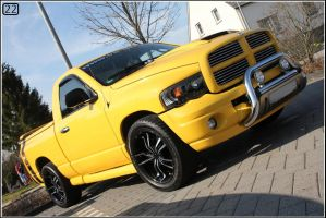 Dodge Ram by 22photo