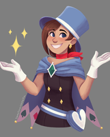 Trucy Wright by sweetmarshmella