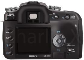 Sony A100 by cpricecpa
