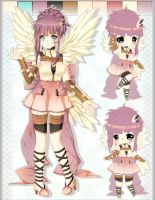 Adoptable set 07 - AUCTION - CLOSED by plurain
