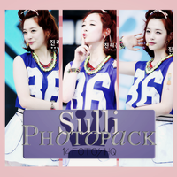 Photopack Sulli-f(x) 012 by DiamondPhotopacks