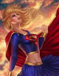 super girl by denahelmi