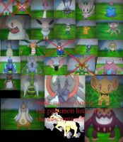 X and Y trade :D by mew04444
