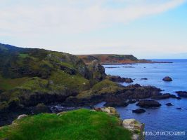 Findlater Coastline by dark4Maxine
