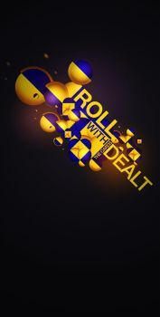 roll with the cards dealt by ignitepjp