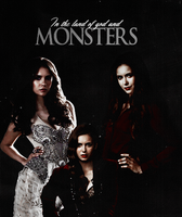 Gods and Monsters by MidnightRippah