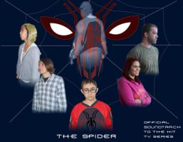 The Spider Soundtrack List Disc 2 - Read Bottom - by Steamland