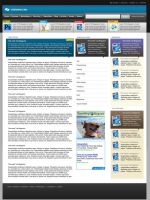 Portal Template for new site by mediarays