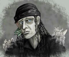 POTC- DMC: Bootstrap Bill by Abydell