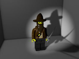 Lego Man by Richieptr