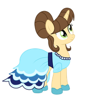 Gala Dress - Mixie Pie by MixieMark