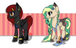 Some more random adopts (2/2 open) by EmberAdopts