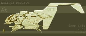 dropship 2 concept by neuromancer2