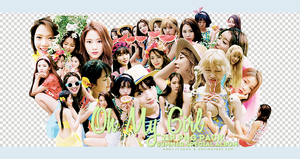 Oh My Girl Summer Special Album Aing 21P PNG by HanYjYoung