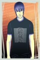 Wear your Music : Joy Division by LaDameDePique