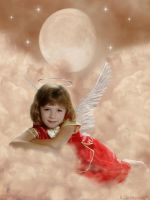 Small Angel by Paigesmum