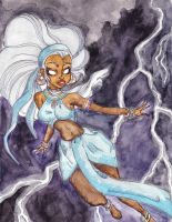 AFRICAN STORM by disneyprince