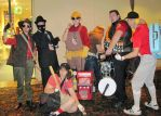 Team Fortress 2 by TheSapphireDragon1