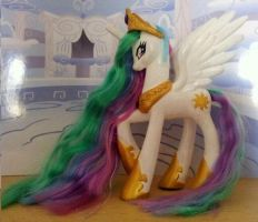 Celestia Brushable - custom by CelestPapermoon