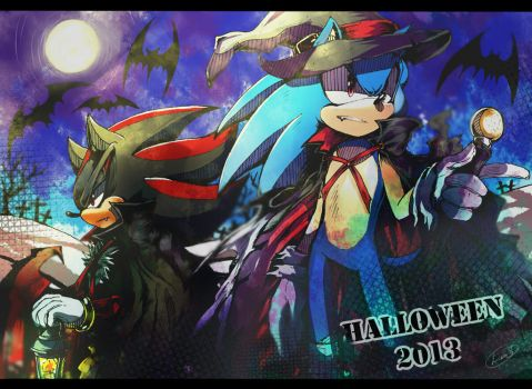 HALLOWEEN 2013 by LeonS-7