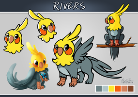 Rivers Ref Sheet by TsaoShin